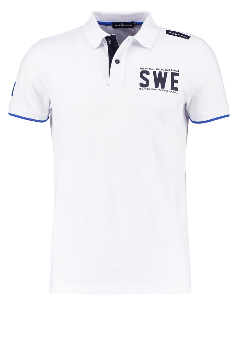 Sail Racing INTERNATIONAL Koszulka polo white - 1711515