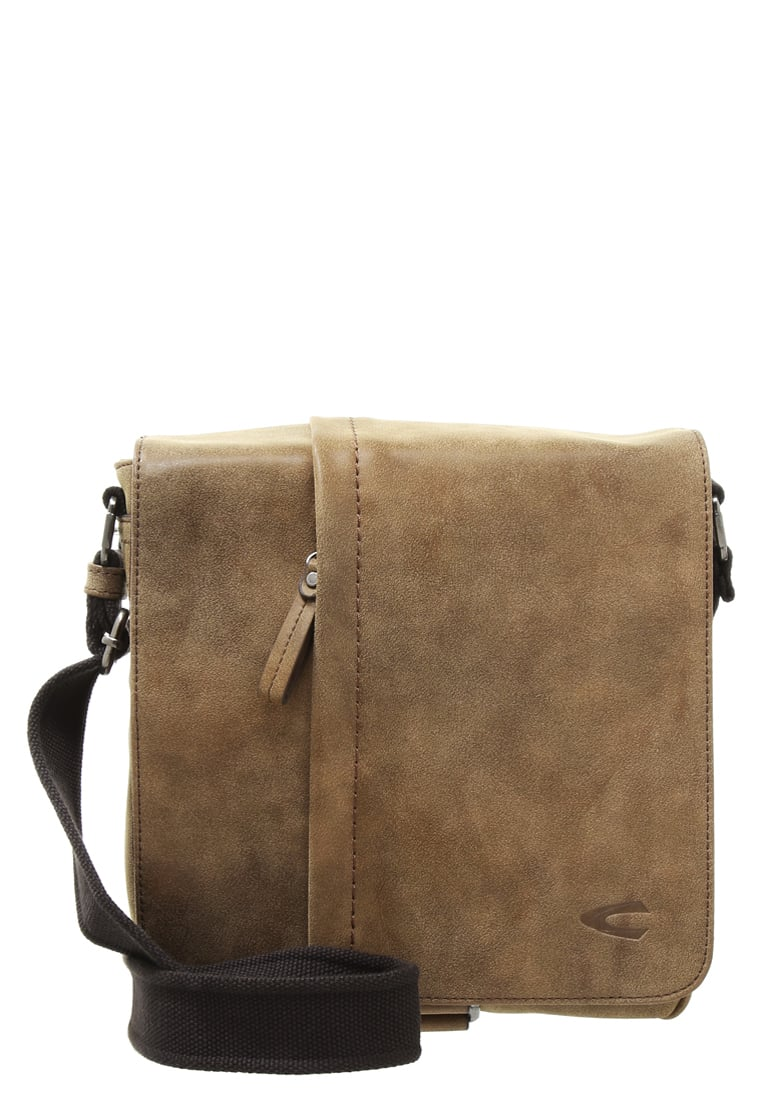 camel active HAMPTON Torba na ramię brown - 215 601
