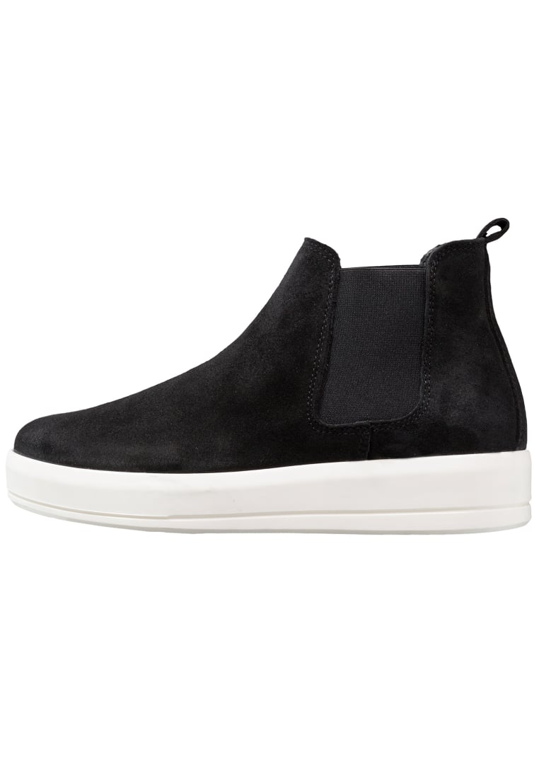 Bianco Ankle boot black/white - 27-49599