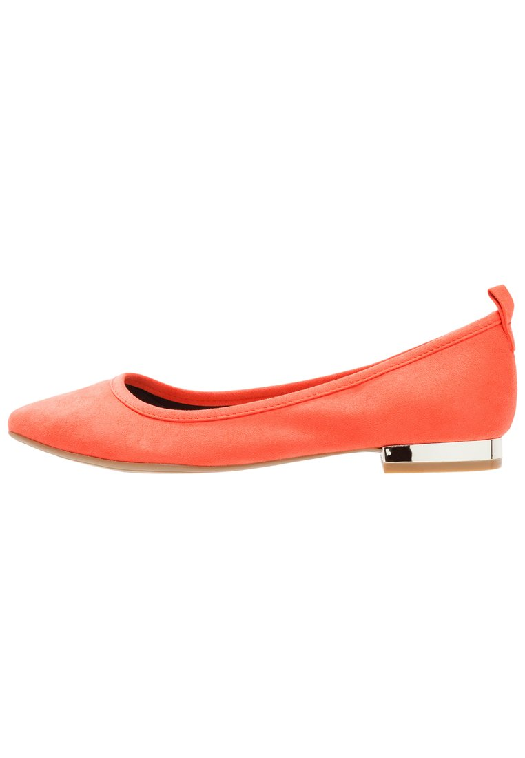 ALDO KAYE Baleriny orange