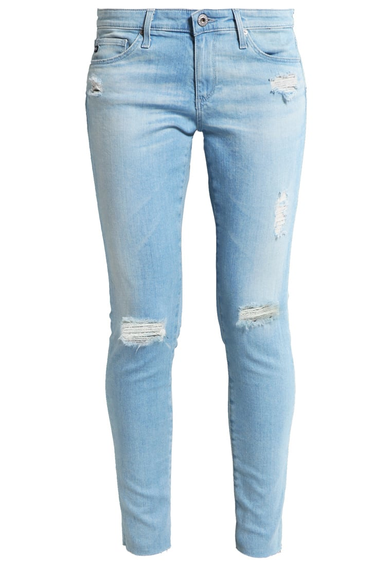 AG Jeans Jeansy Slim fit light blue - RES1389-RH