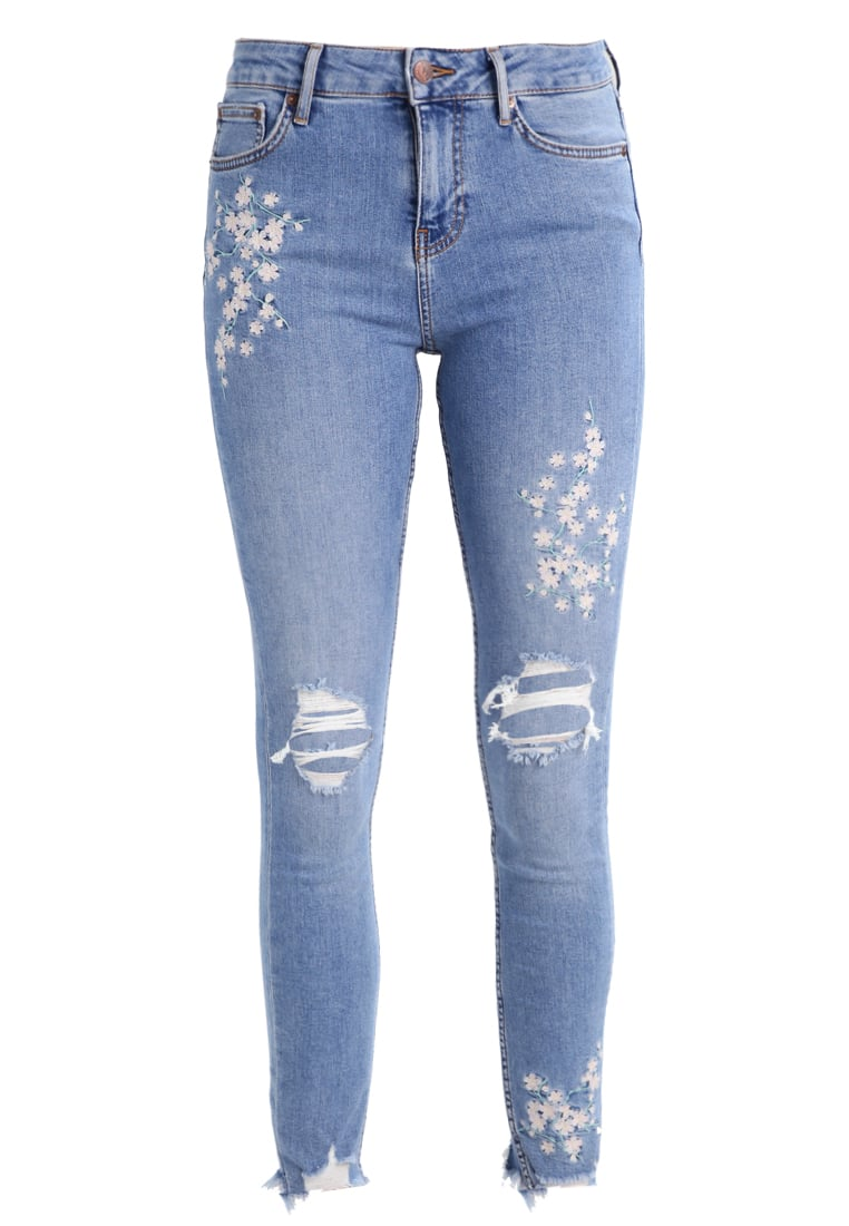 New Look Tall BLOSSOOM Jeans Skinny Fit pale blue - 5353090