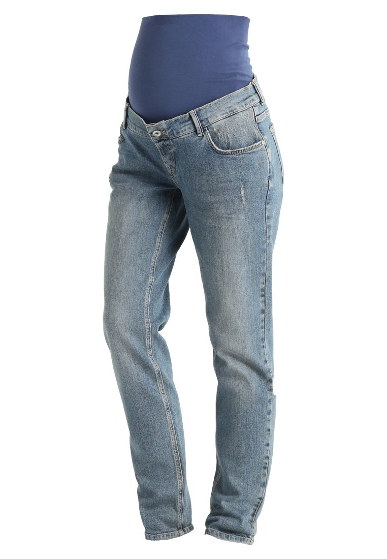 Noppies BOYFRIEND ROBIN Jeansy Relaxed Fit vintage blue denim - 80203