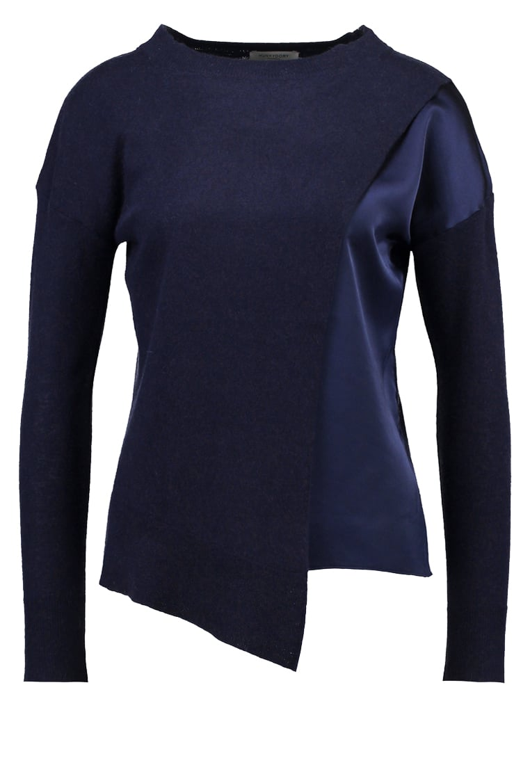 Hunkydory BLANCHE Sweter navy - 172 50 788