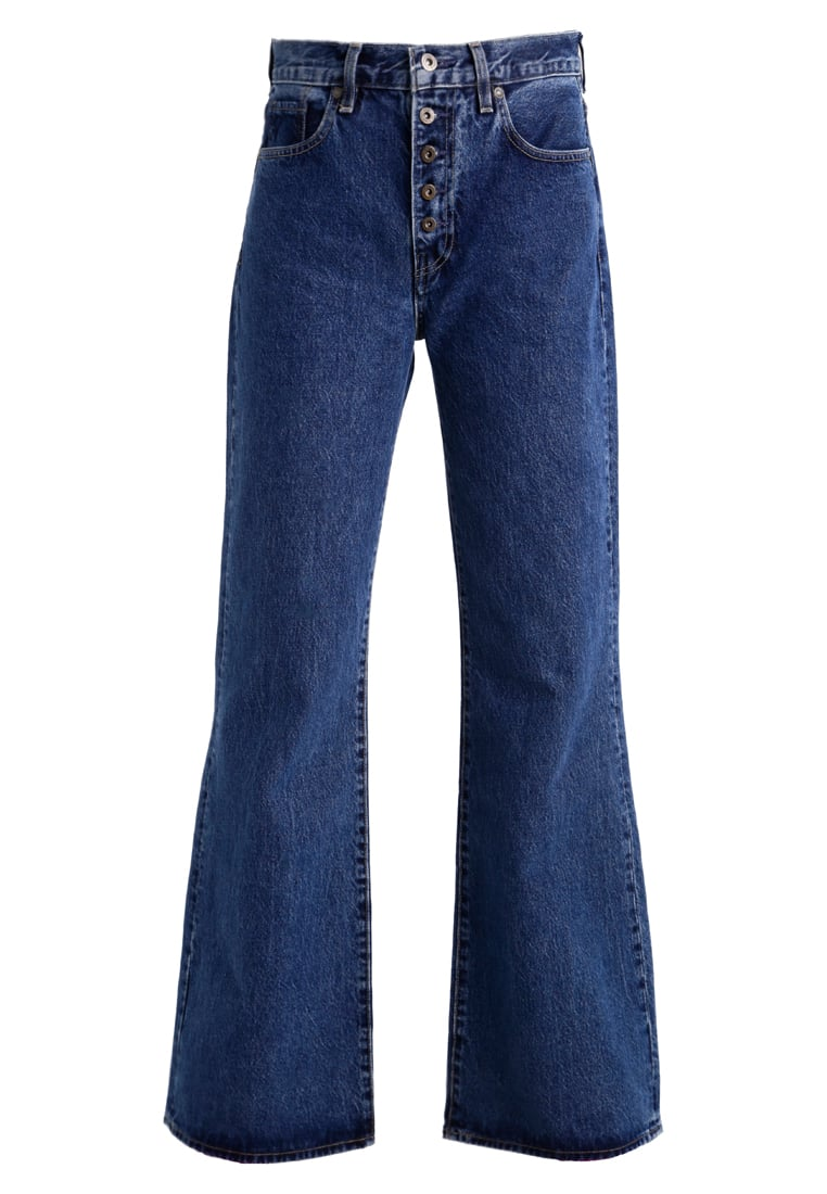 Levi's® Made & Crafted LMC CADET WIDE LEG Jeansy Straight leg stone blue denim - 34440