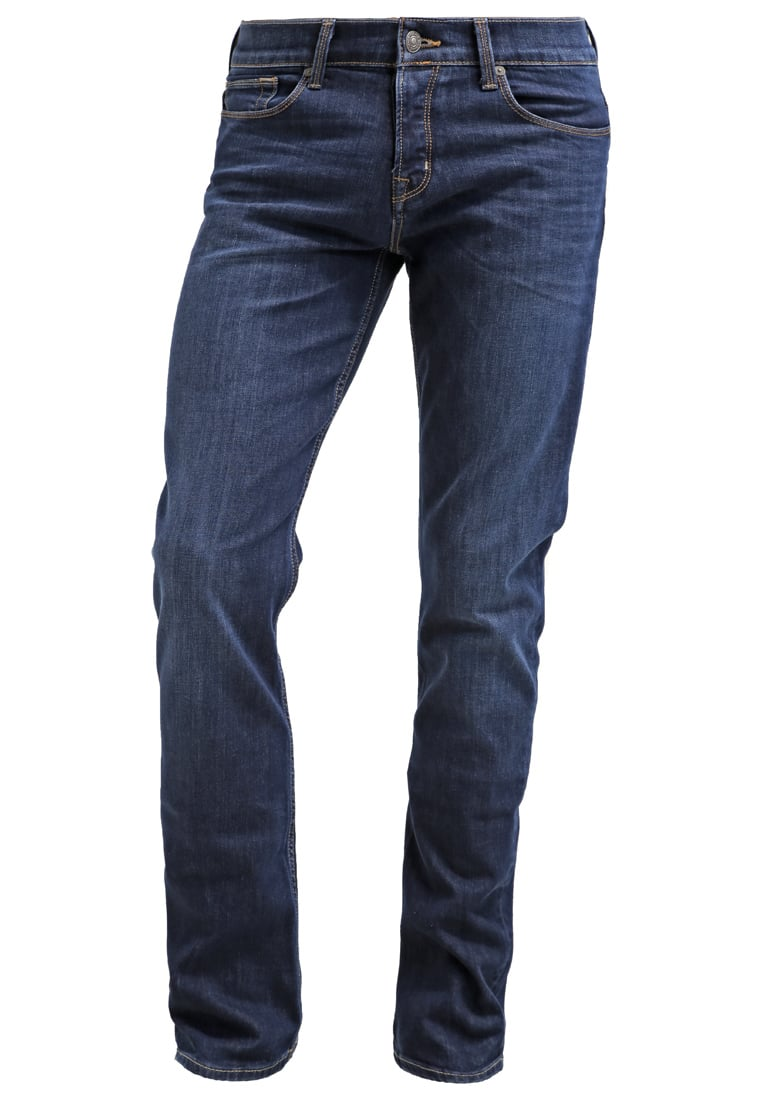 7 for all mankind CHAD Jeansy Straight leg ladark
