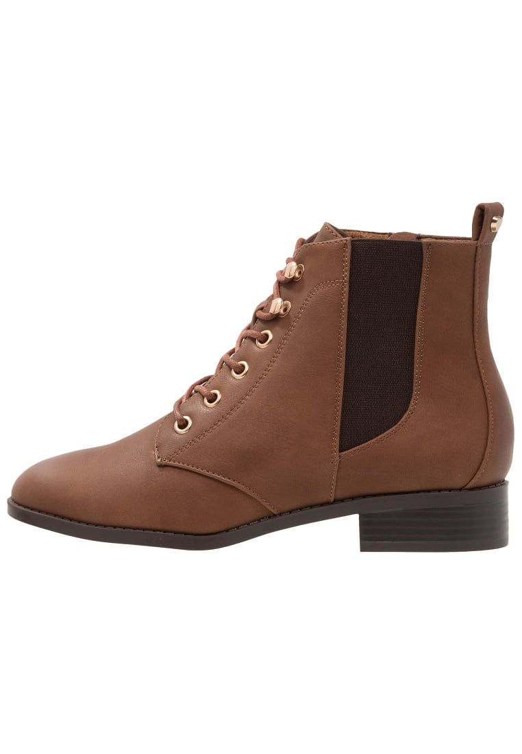 Head over Heels by Dune Ankle boot tan - 0168508730019351
