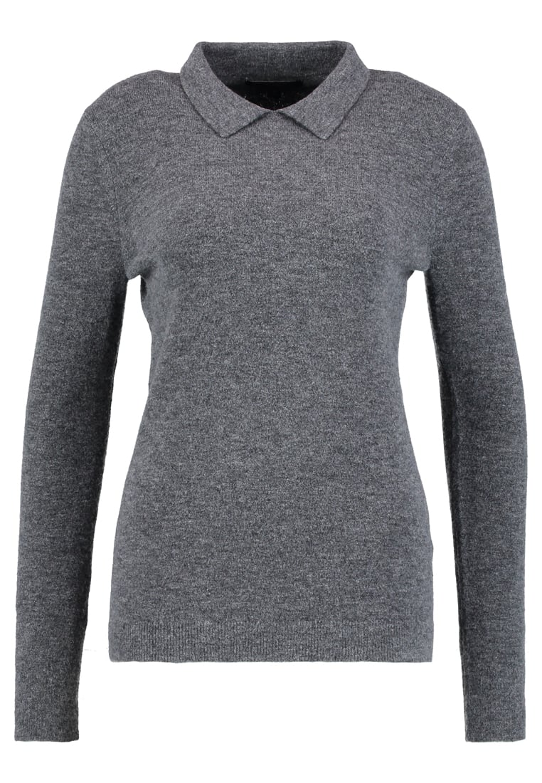 Banana Republic AIRE Sweter charcoal - 878134