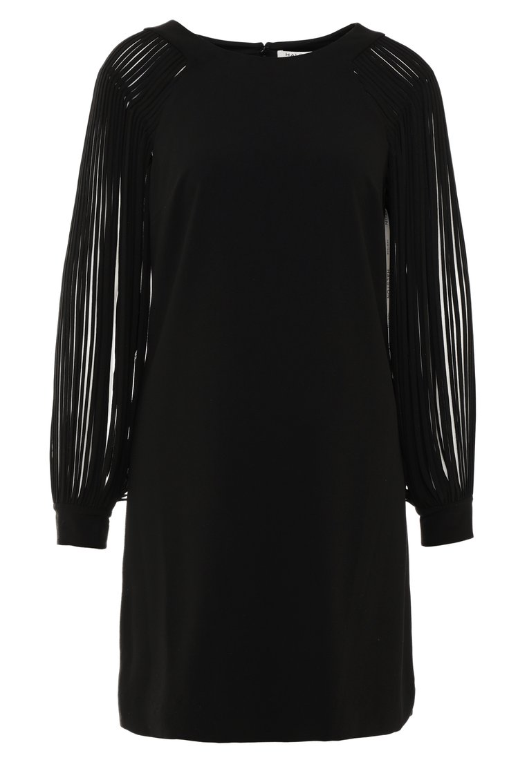 Halston Heritage MINI DRESS Sukienka koktajlowa black - MEC152277