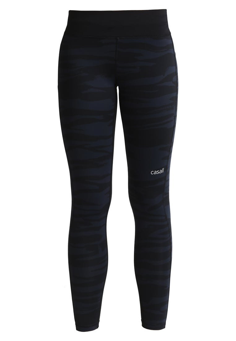 Casall BRUSH Legginsy blue brush - 17558
