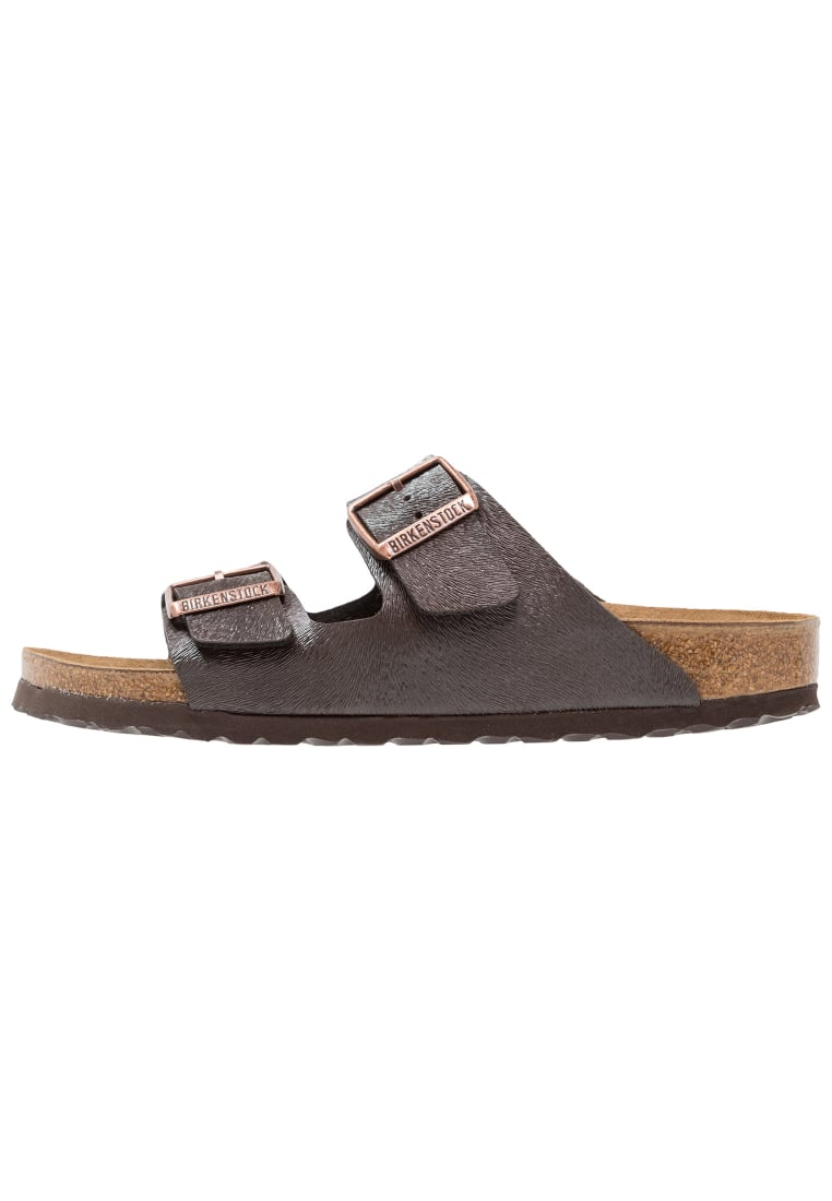 Birkenstock ARIZONA Kapcie brown