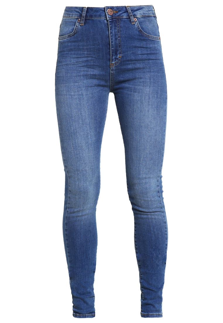 2ndOne AMY Jeans Skinny Fit blue past - Amy
