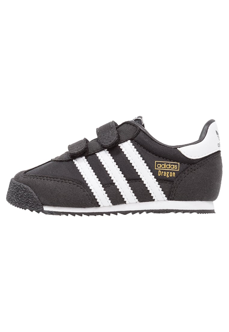 adidas Originals DRAGON Buty do nauki chodzenia core black/white - BER57