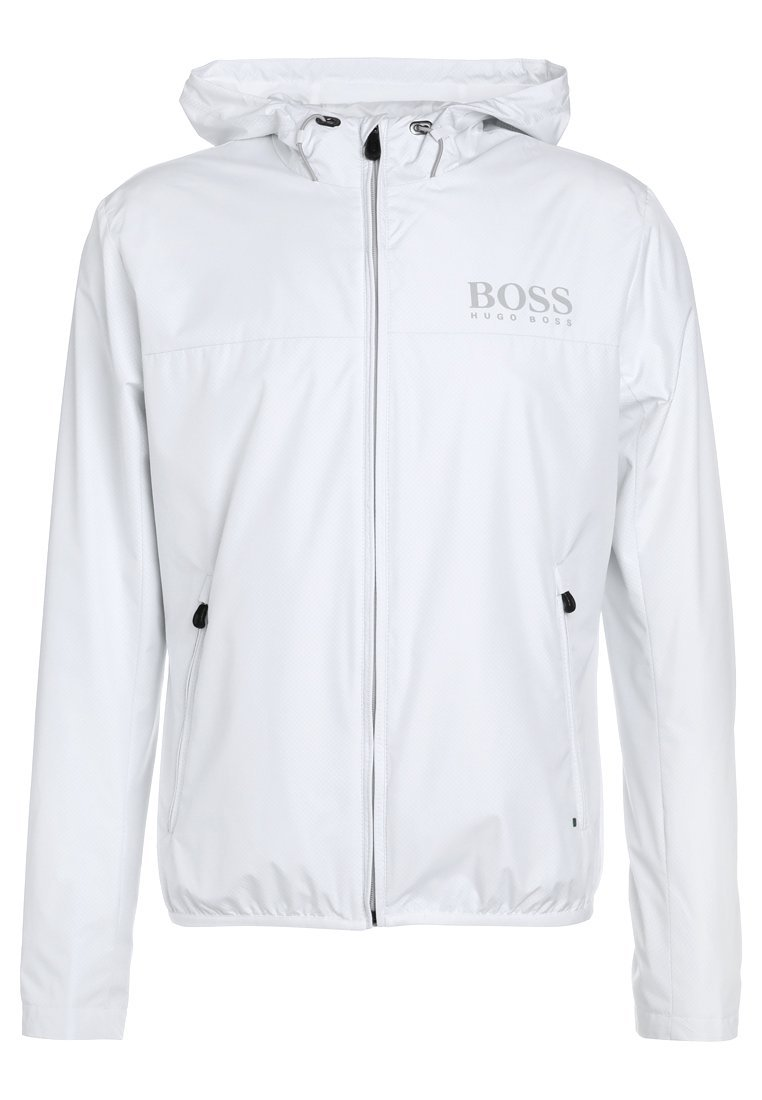 BOSS Green JELTECH Kurtka Outdoor white - 50378363