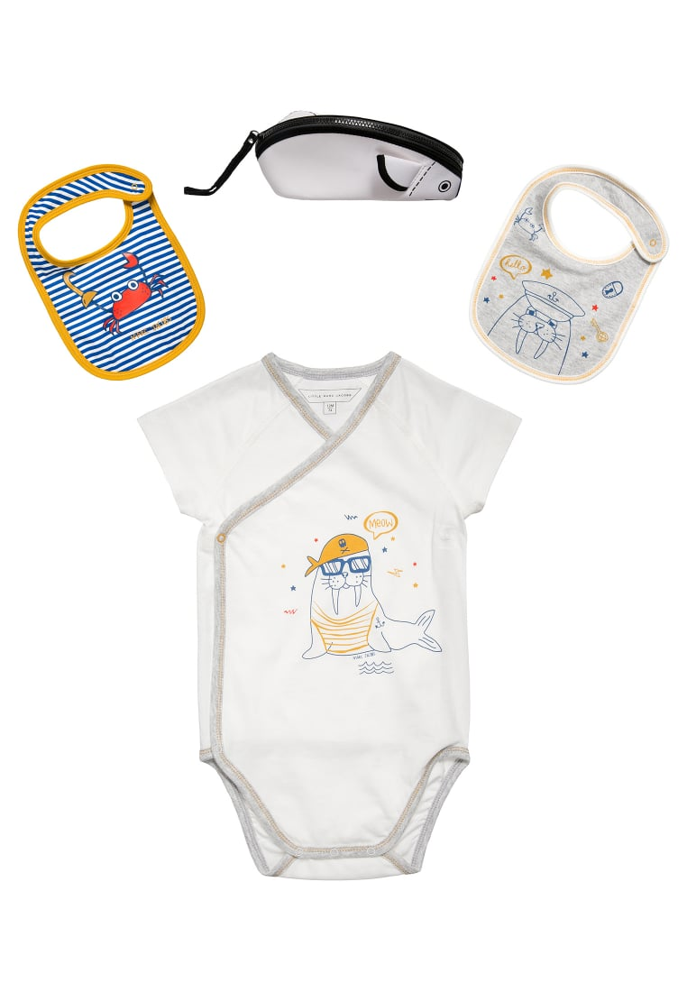 Little Marc Jacobs SET Body offwhite - W98091