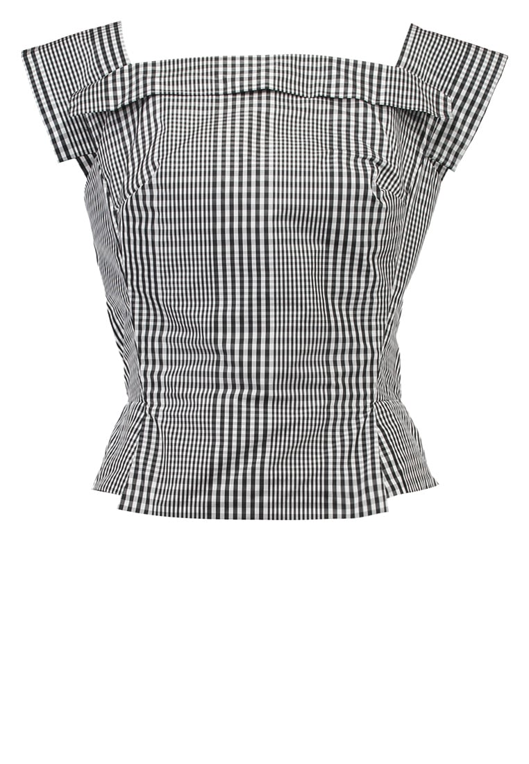 Vivienne Westwood Anglomania BETTLE Top white/black - 2212 613