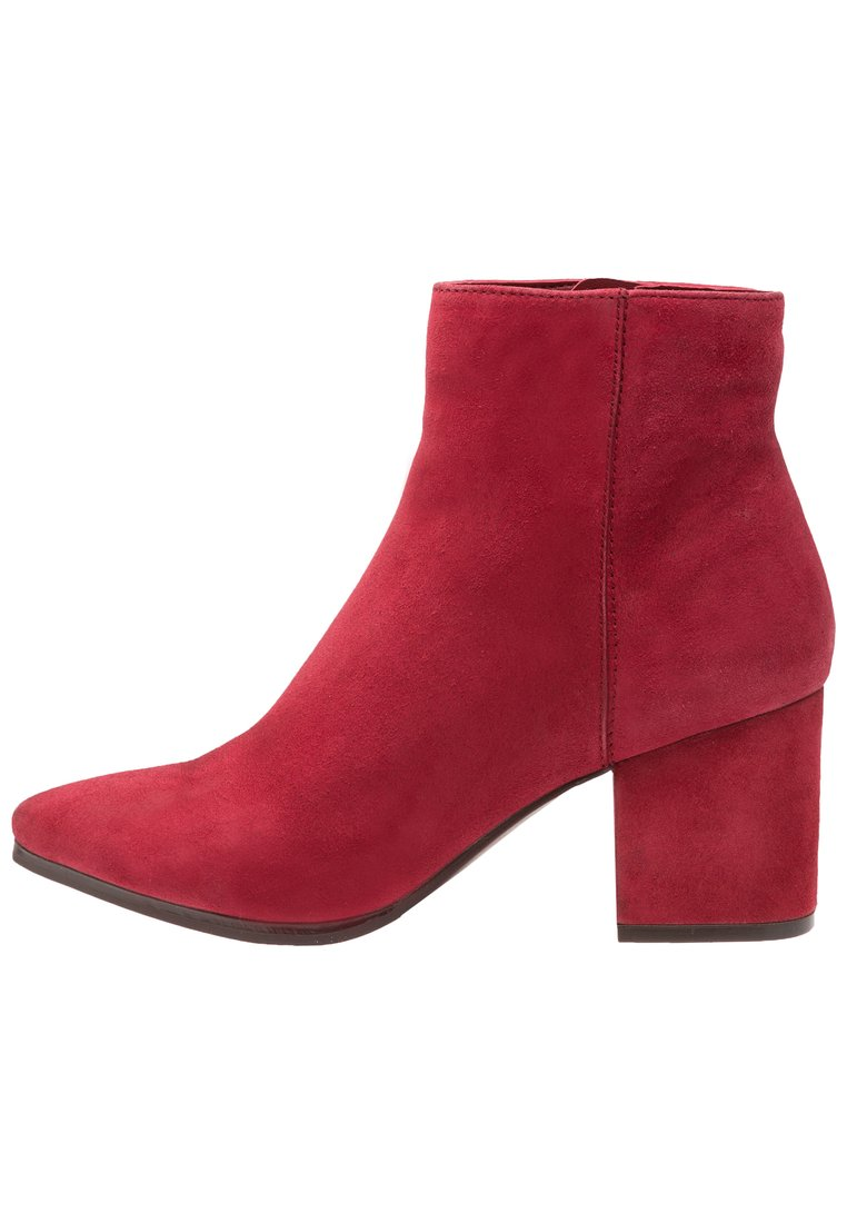 ALDO FRALISSI Ankle boot red miscellaneous - 53500973