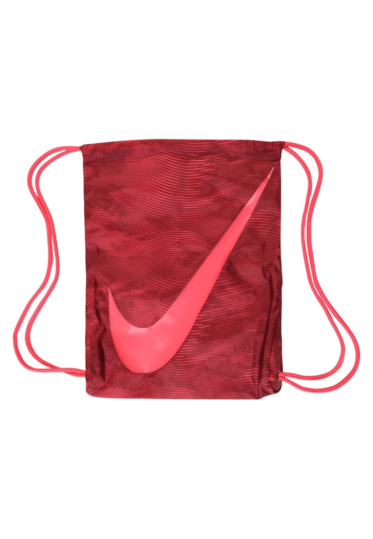 Nike Performance GRAPHIC Torba sportowa team red/light fusion red - BA5262