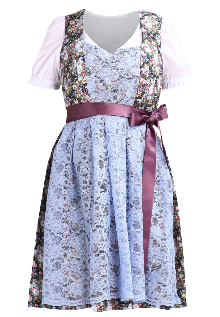 Swing Curve SET Dirndl blue - 216-510007-71