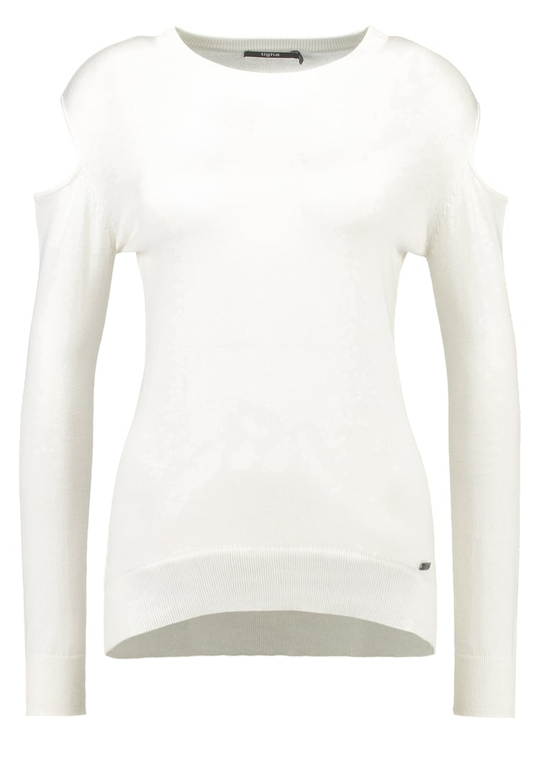 Tigha ANNELIE Sweter off white - Annelie