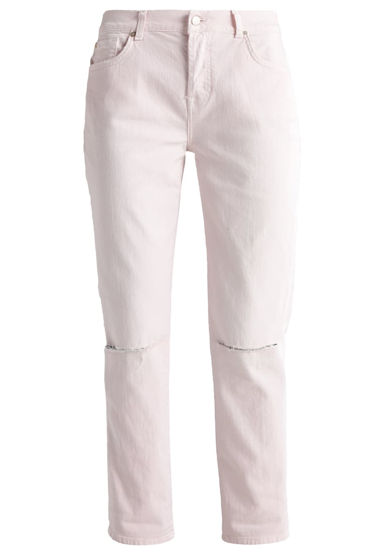 7 for all mankind JOSEFINA Jeansy Relaxed fit rose - SWJV020