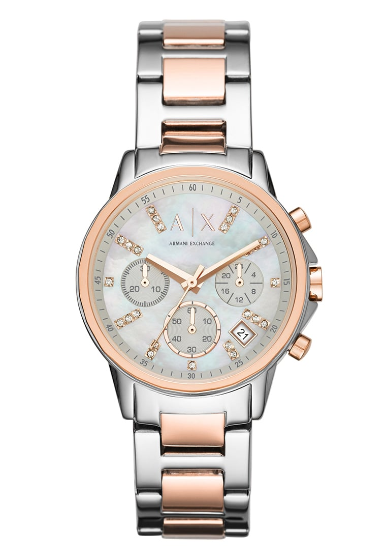 Armani Exchange Zegarek chronograficzny roségoldcoloured/silvercoloured - AX4331