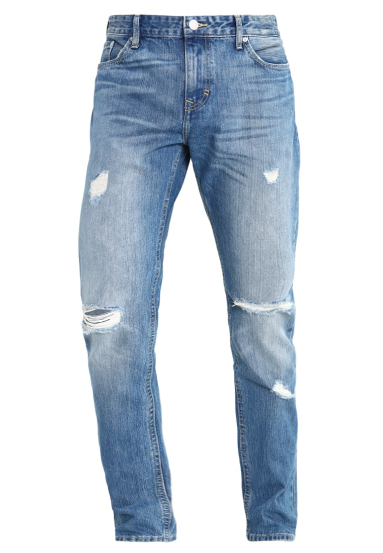 Brooklyn's Own by Rocawear Jeansy Relaxed fit light blue denim - BR-0217-M-0521