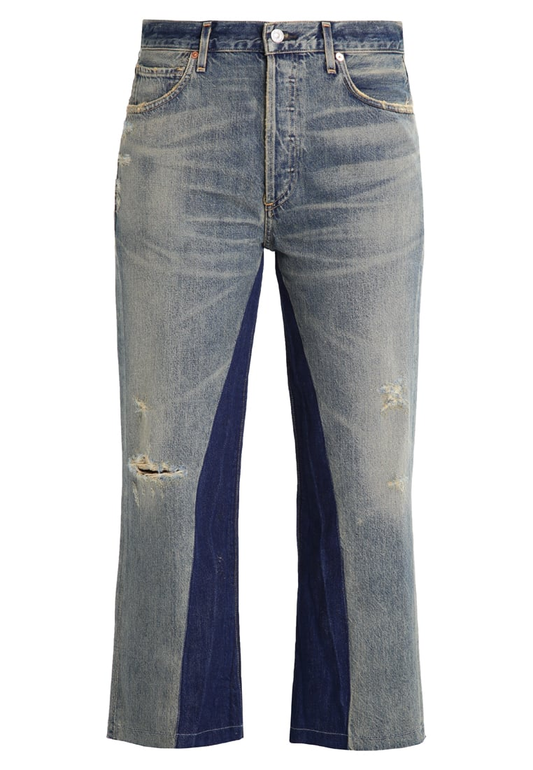 Citizens of Humanity CORA Jeansy Straight leg blue denim - 1640-763