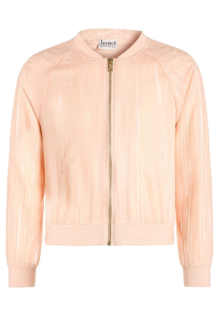 limited by name it NITGERIE Kurtka Bomber bleached apricot - 13128028