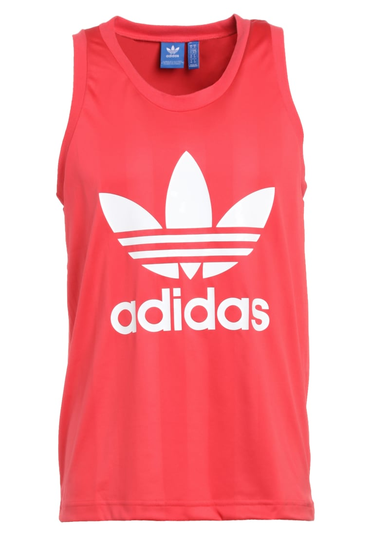 adidas Originals TREFOIL Top corpnk - EJZ95