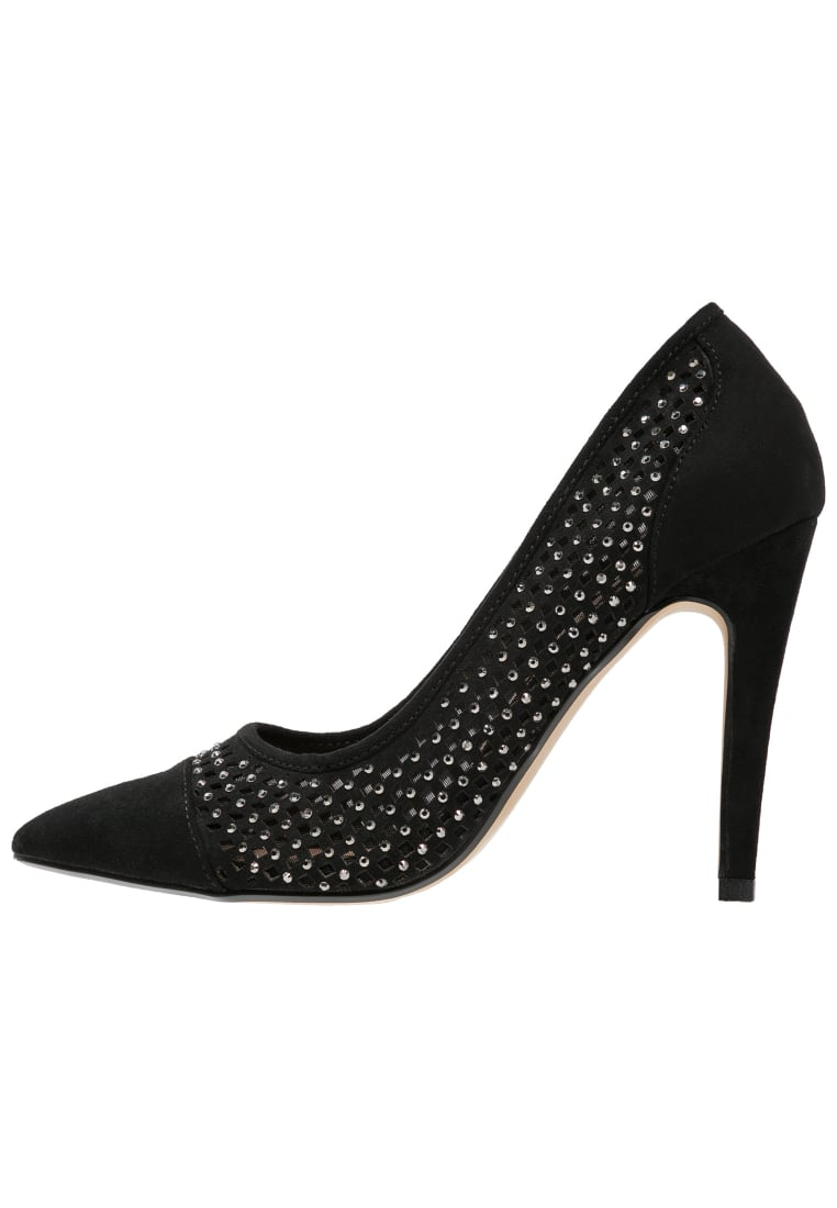 Head over Heels by Dune AMERIE Czółenka black - 0163508750031037