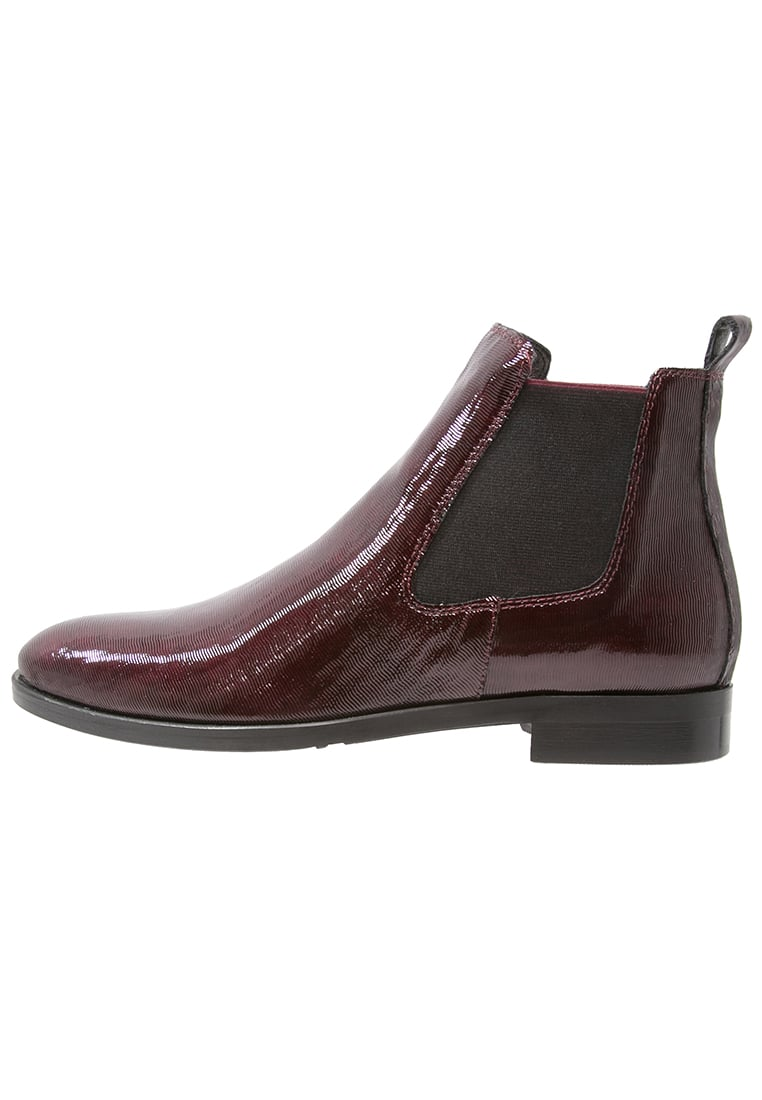 Maripé Ankle boot bordeaux - 21088