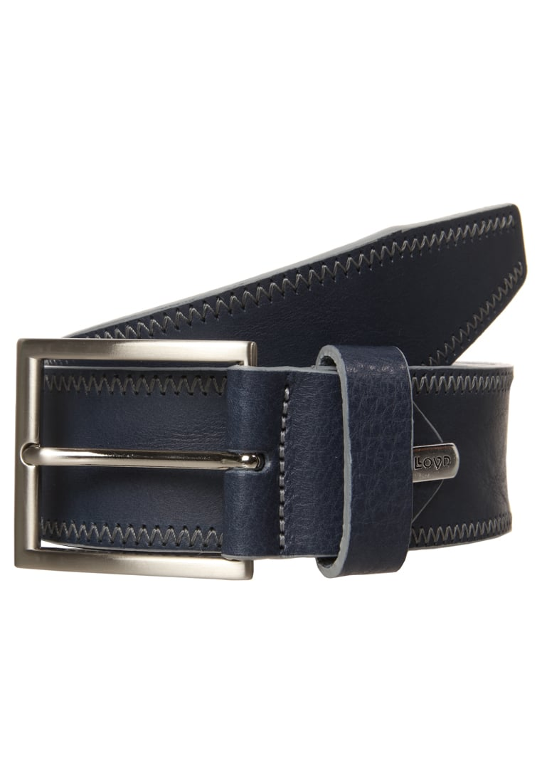 Lloyd Men's Belts Pasek navy - 1477