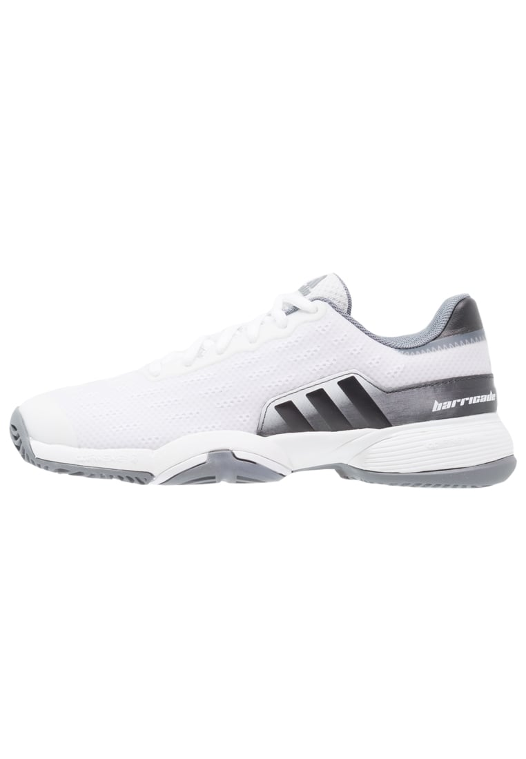 adidas Performance BARRICADE 2016 Buty do tenisa Outdoor white/solid grey/grey - CEL11