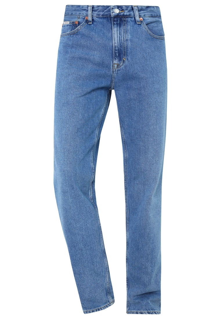 Calvin Klein Jeans TAPER ANT FIT Jeansy Relaxed fit vintage light - J30J305261