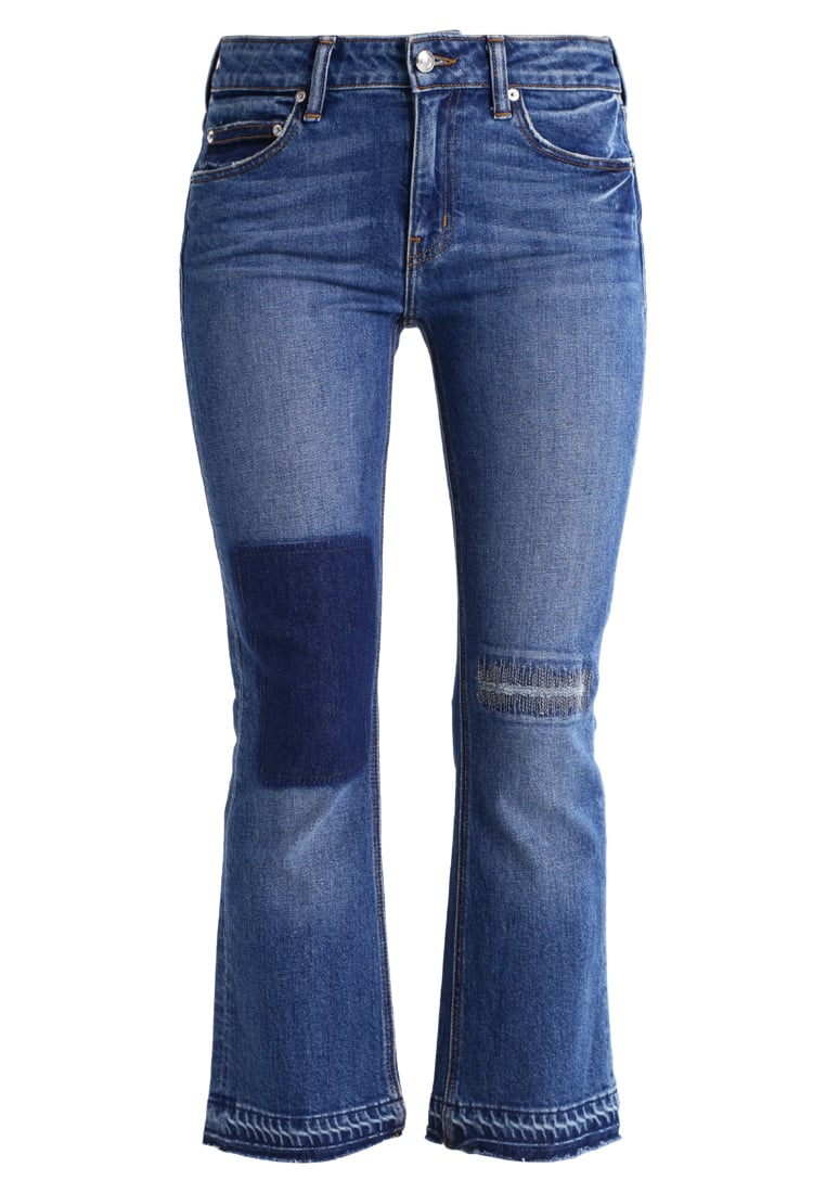 Derek Lam 10 Crosby GIA Jeansy Bootcut medium wash - JE101PLOMW