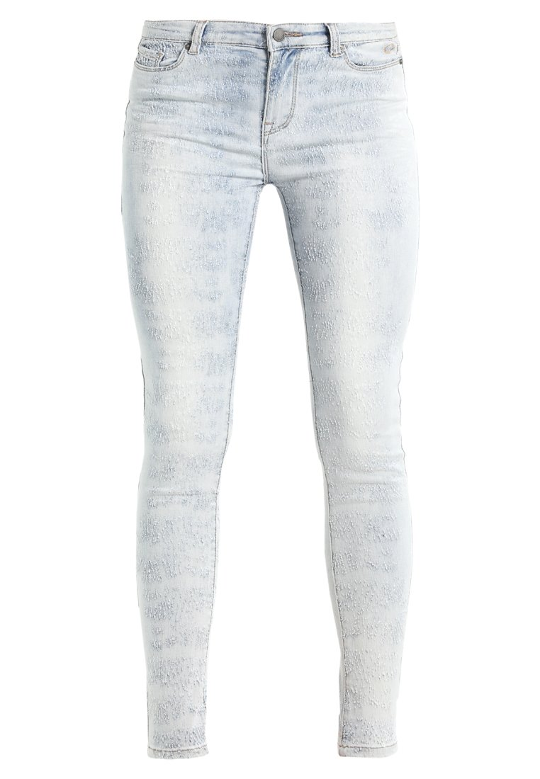 Circle of Trust BASIL NEEDLE PUNCH Jeansy Slim Fit ice blue - S18.18
