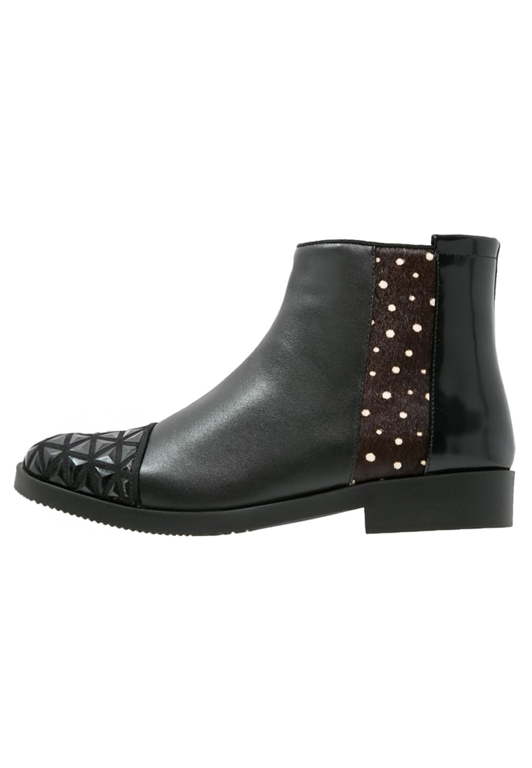 CAFèNOIR Ankle boot multi nero - EC116