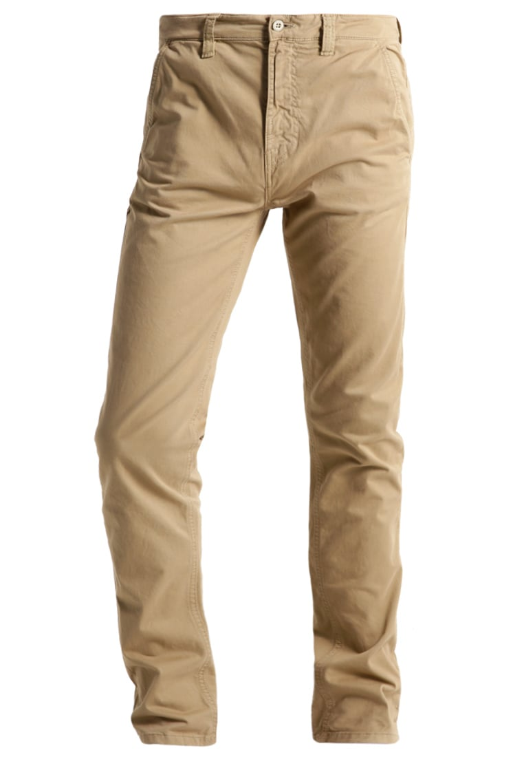 Nudie Jeans ADAM Chinosy beige - 120104