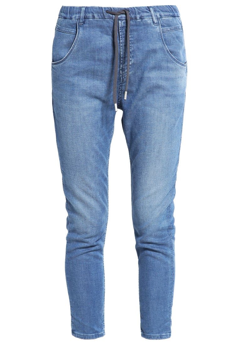 Benetton Jeansy Relaxed fit denim blue - 4I3WT72O3