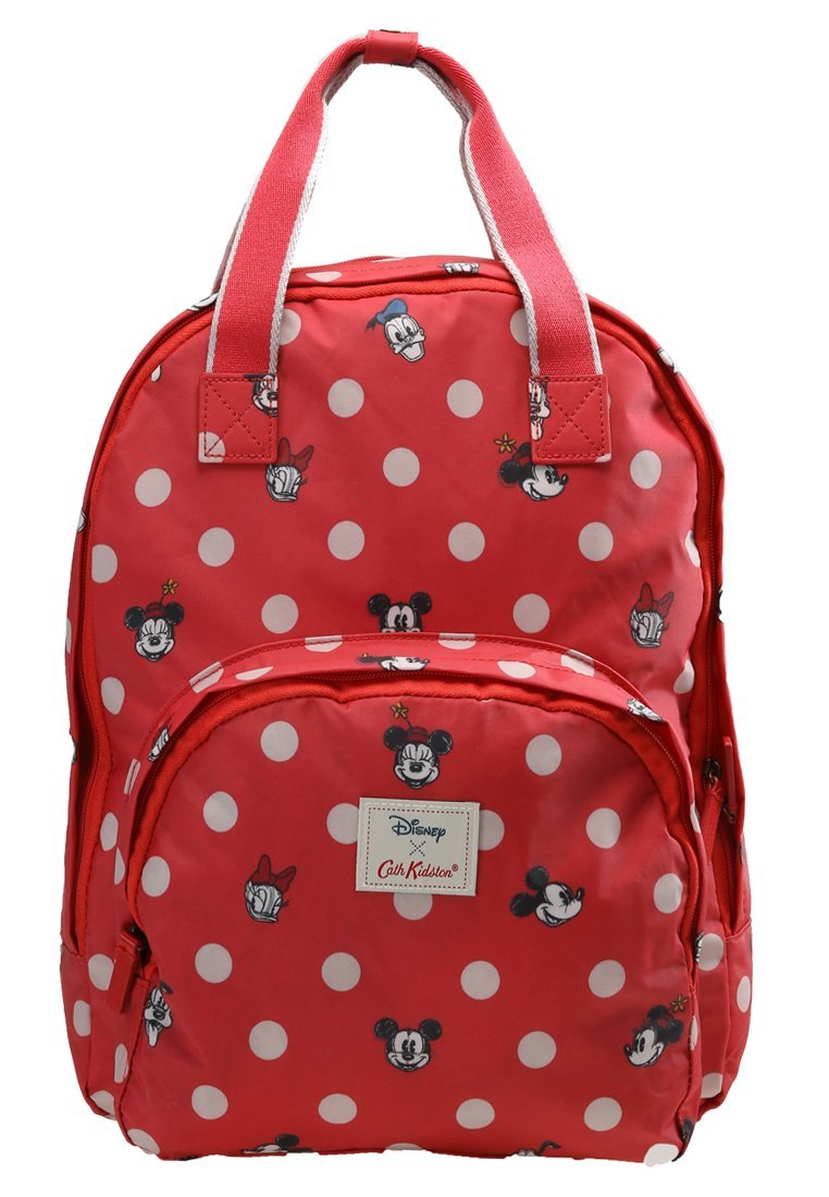 Cath Kidston DISNEY MULTI POCKET BACKPACK Plecak red - 735346