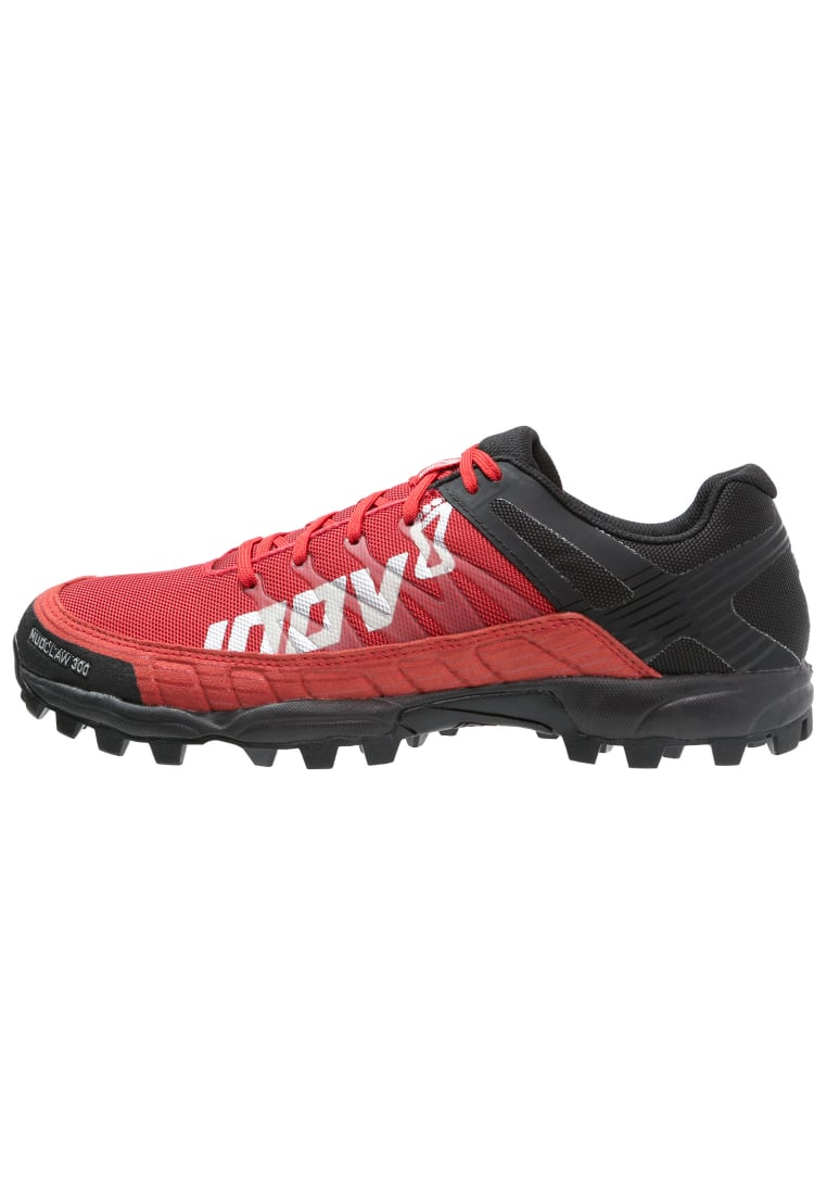 Inov8 MUDCLAW 300 Buty do biegania Szlak black/red - 5054167424