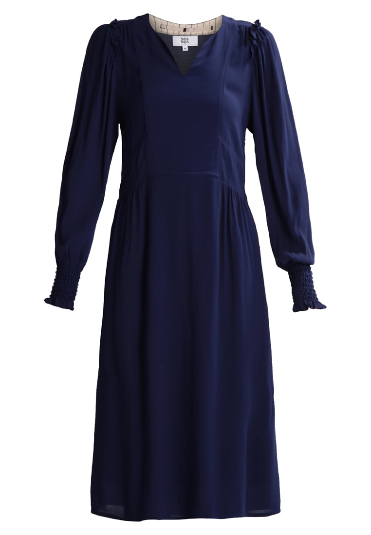 Noa Noa PEBBLE  Sukienka letnia dress blues