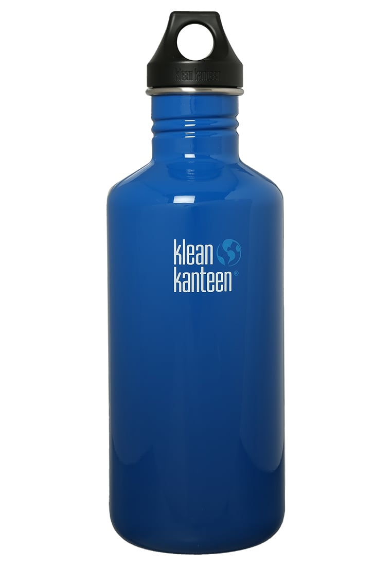 Klean Kanteen 1182ML CLASSIC Bidon blue planet - 8020049
