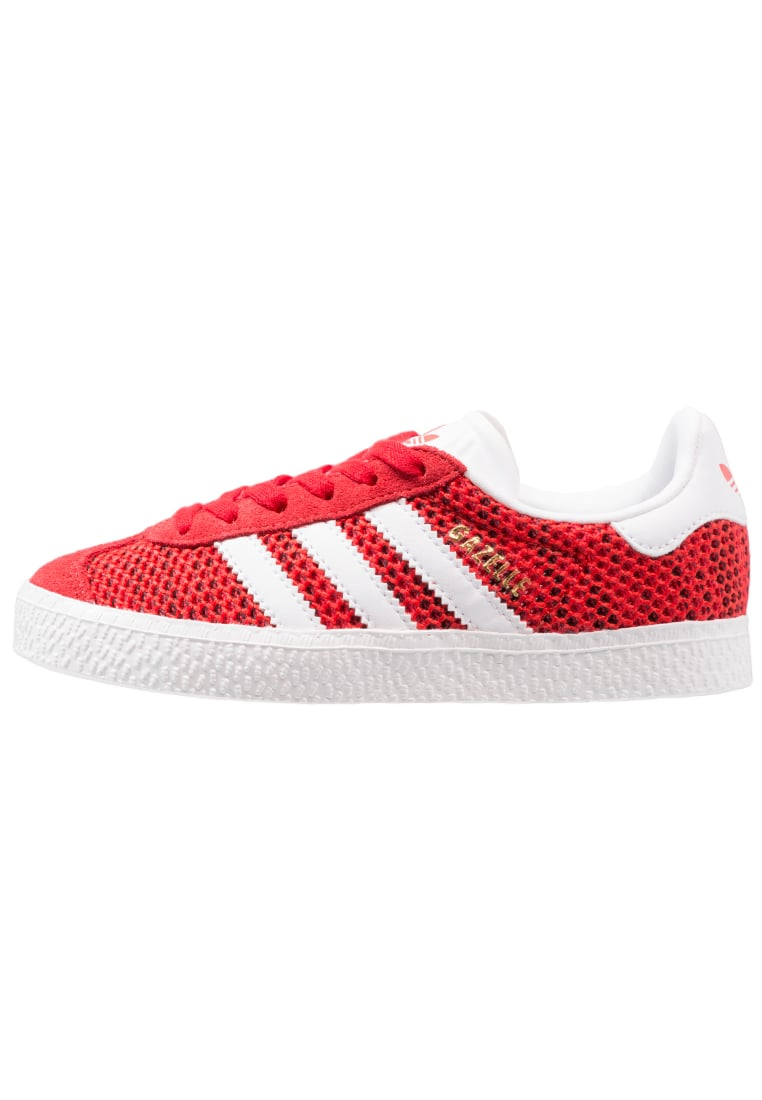 adidas Originals GAZELLE CAMO Tenisówki i Trampki core red/white - BER83