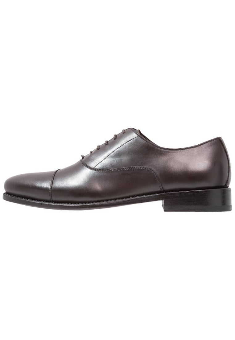 Prime Shoes NEW YORK Eleganckie buty espresso - PS New York