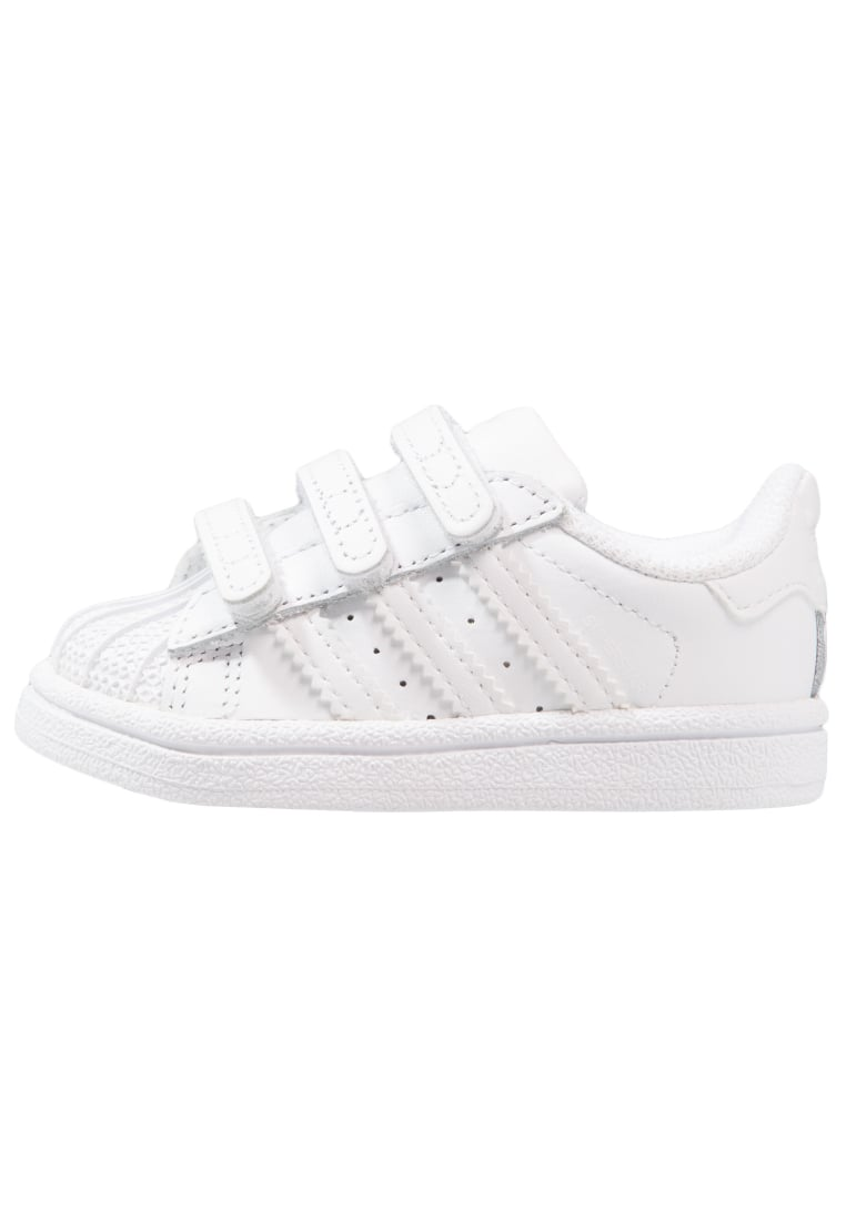 adidas Originals SUPERSTAR CF Buty do nauki chodzenia footwear white - BEG01