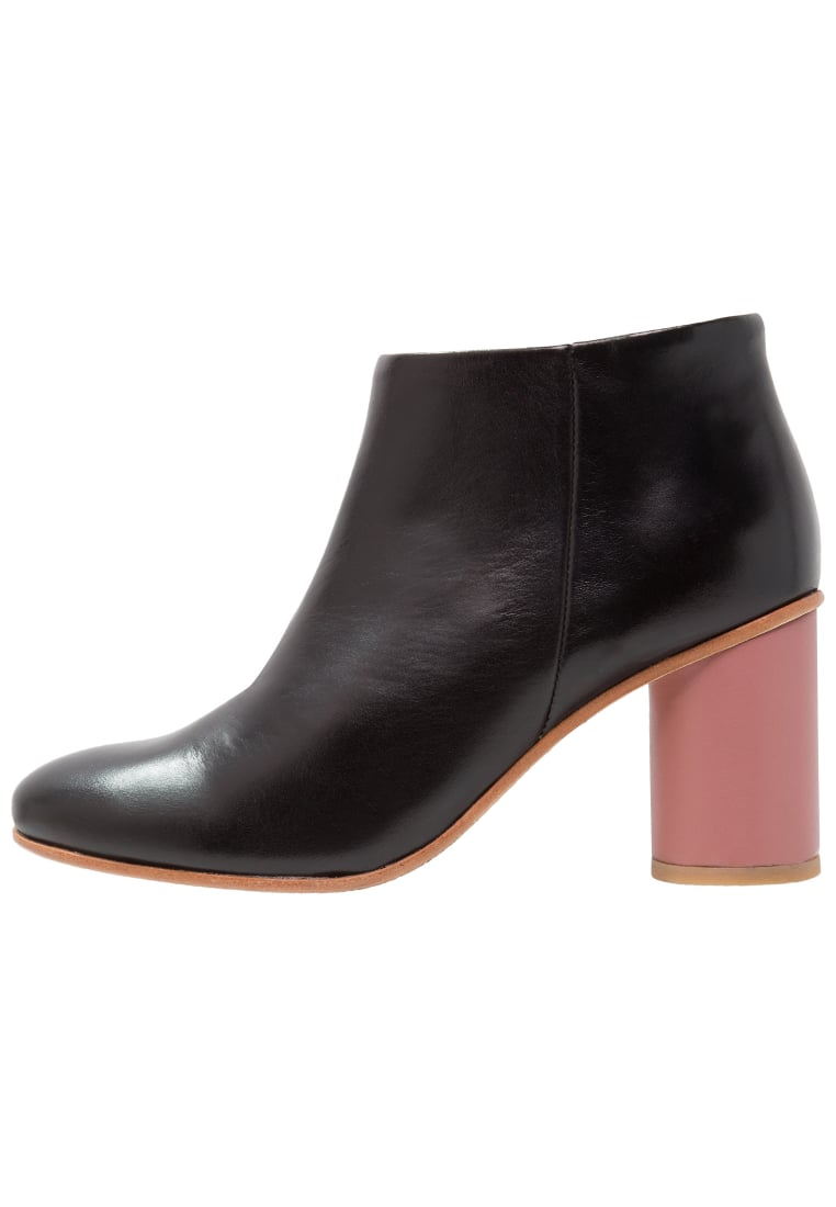 another project Ankle boot black/pink - 8538