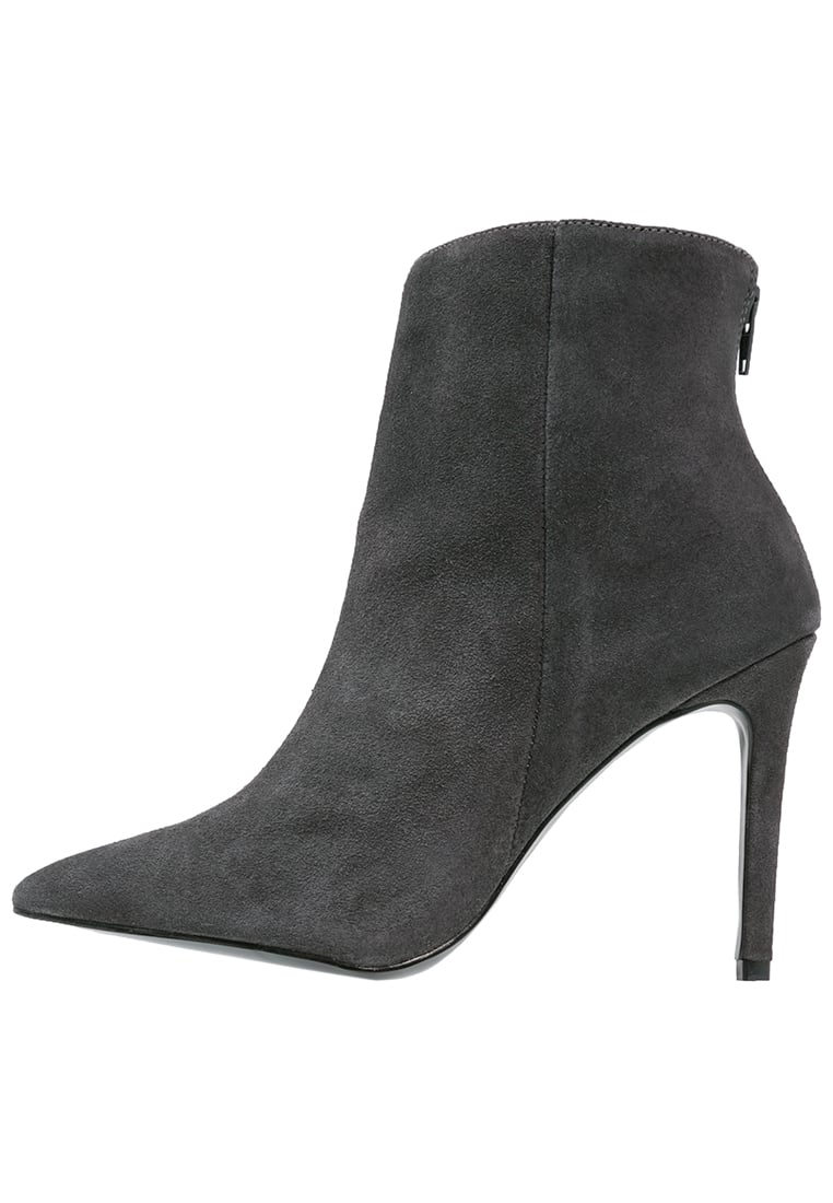 Warehouse Ankle boot grey - 27270