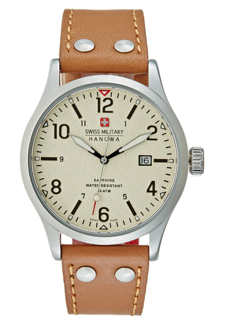Swiss Military Hanowa UNDERCOVER Zegarek light brown - 06-4280.04.002.02